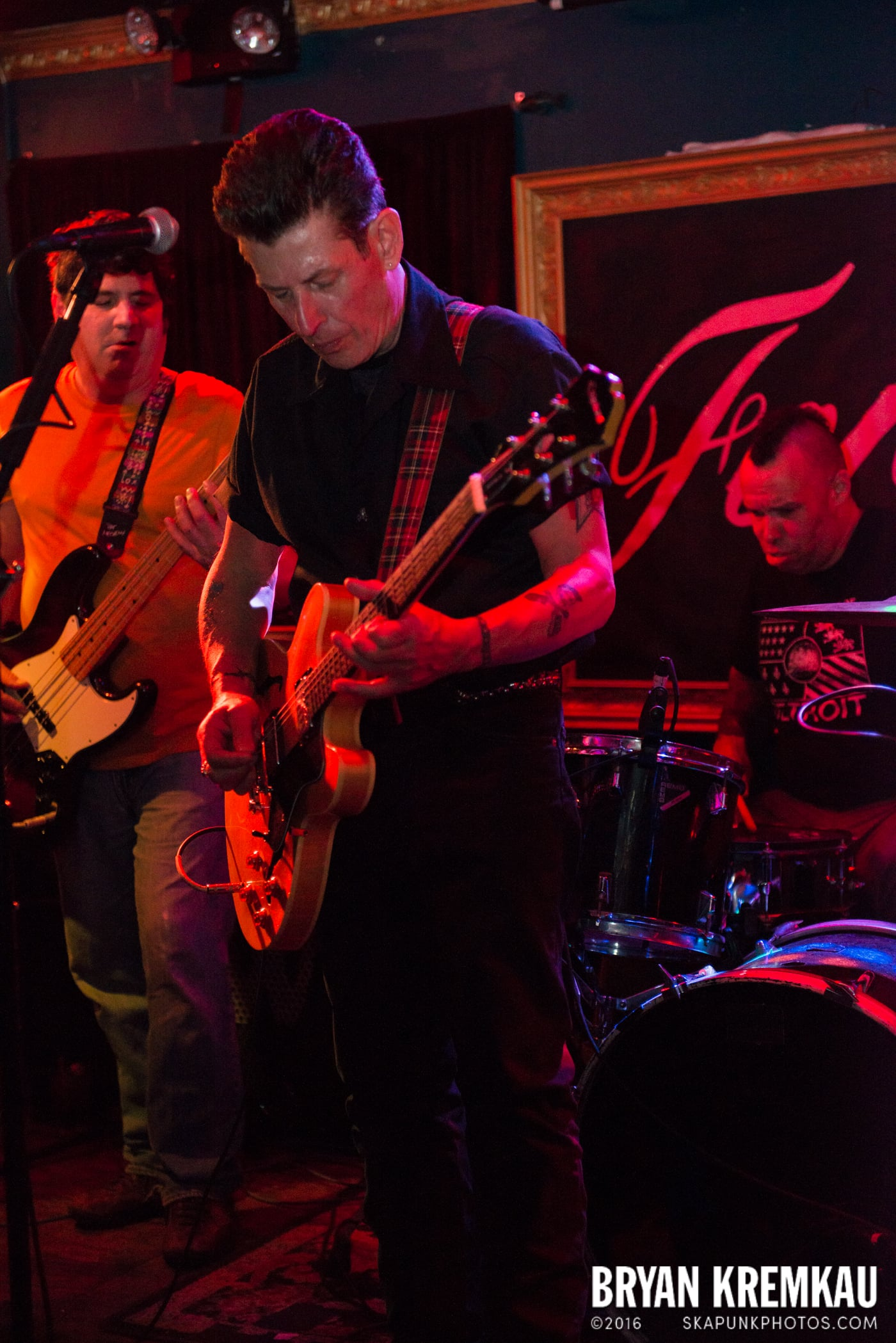 Roddy Radiation & The Scotch Bonnets @ Fontana's, NYC - 4.25.15 (6)