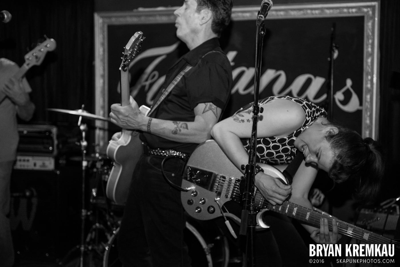 Roddy Radiation & The Scotch Bonnets @ Fontana's, NYC - 4.25.15 (5)