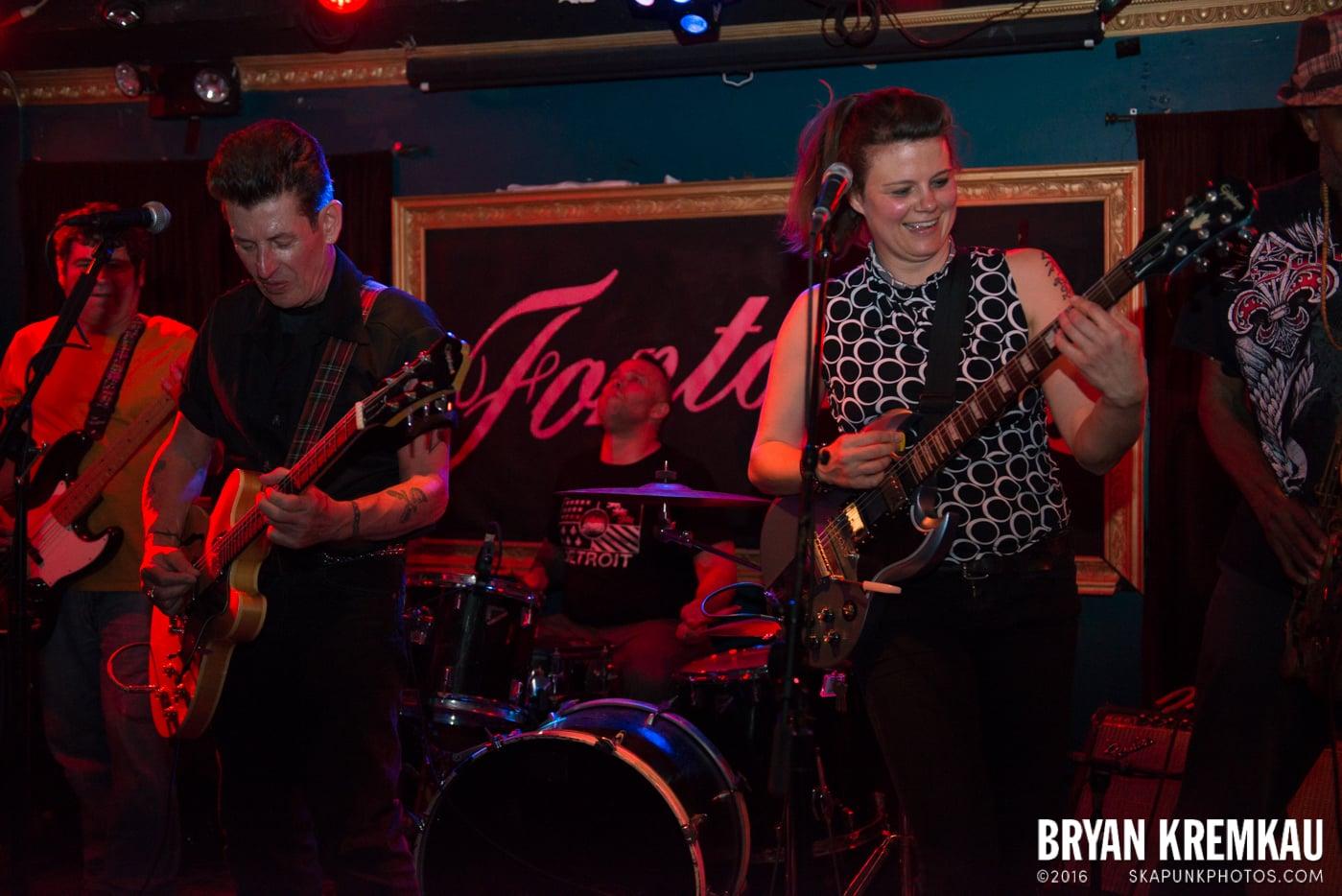 Roddy Radiation & The Scotch Bonnets @ Fontana's, NYC - 4.25.15 (4)