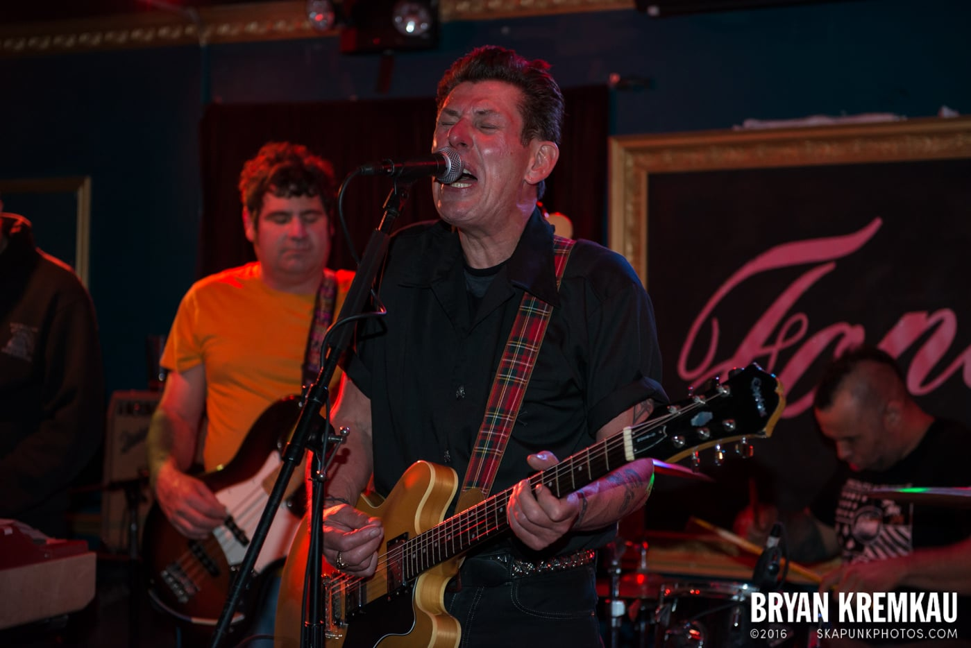 Roddy Radiation & The Scotch Bonnets @ Fontana's, NYC - 4.25.15 (3)