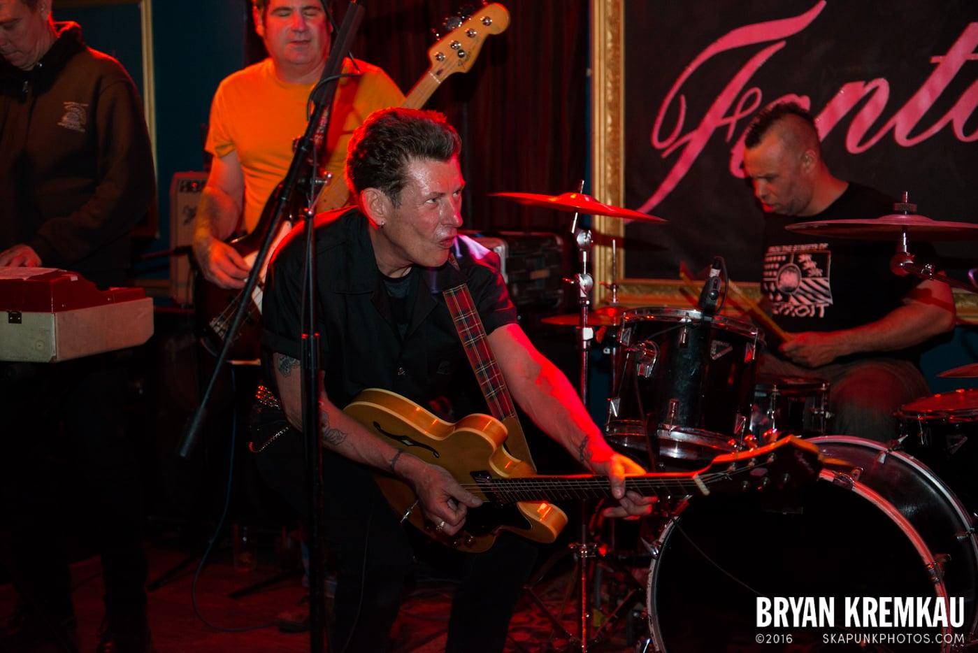 Roddy Radiation & The Scotch Bonnets @ Fontana's, NYC - 4.25.15 (2)