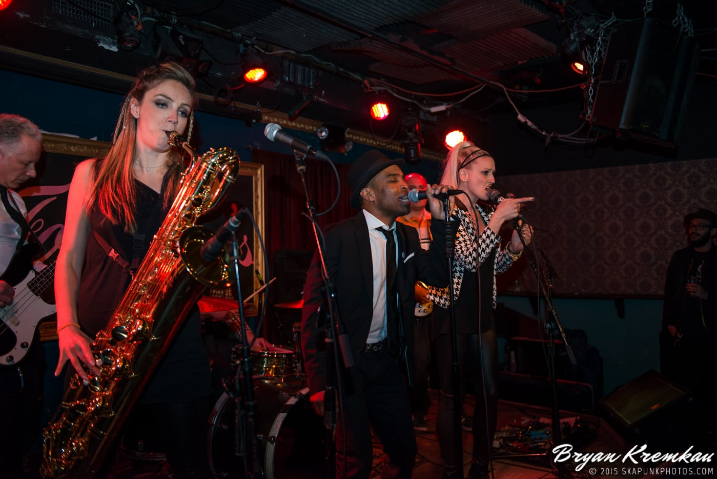 Rude Boy George @ Fontana's, NYC - 4.25.15 - Photo by Bryan Kremkau (24)