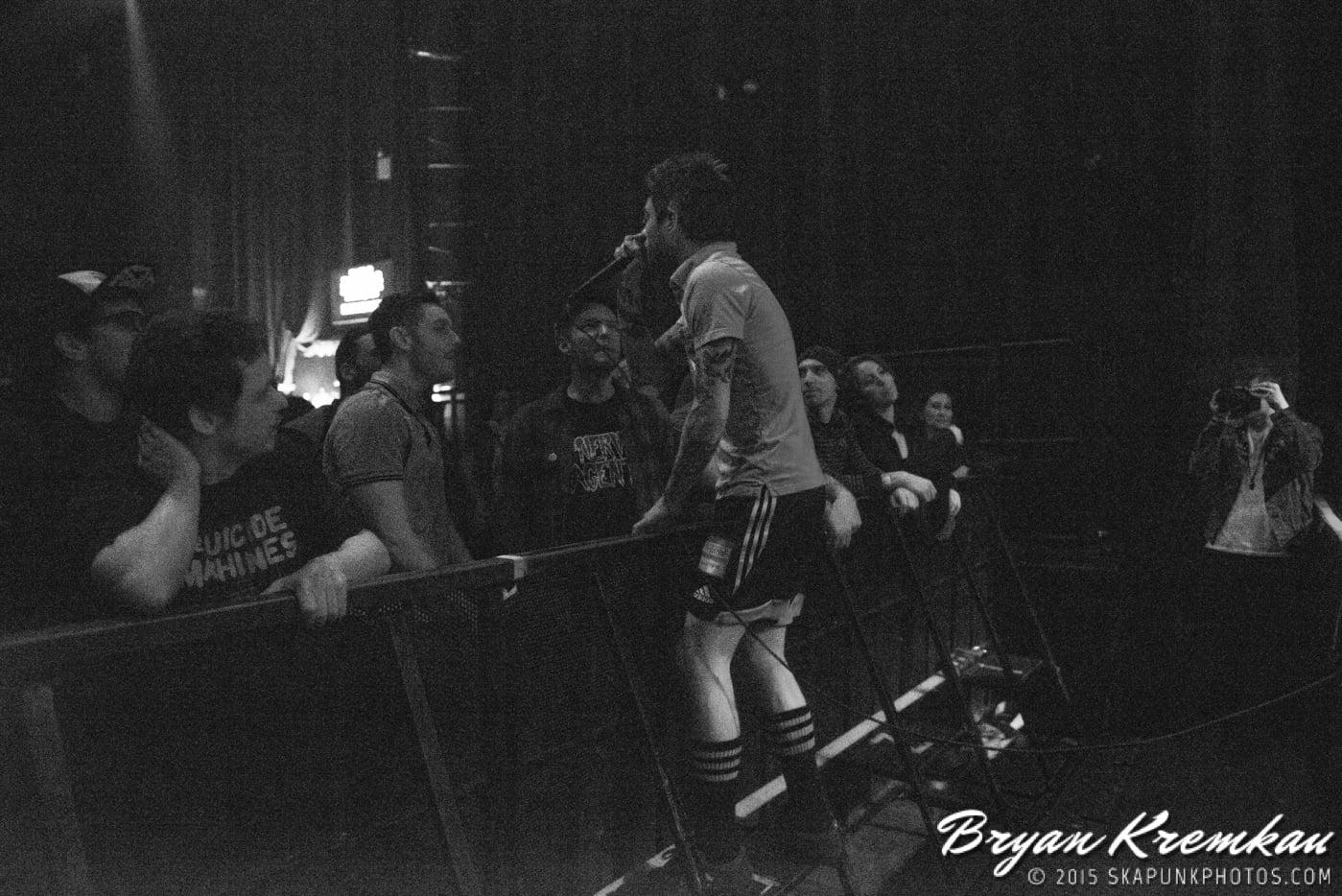 The Fad @ Gramercy Theatre, NYC - 4.10.15 (18)