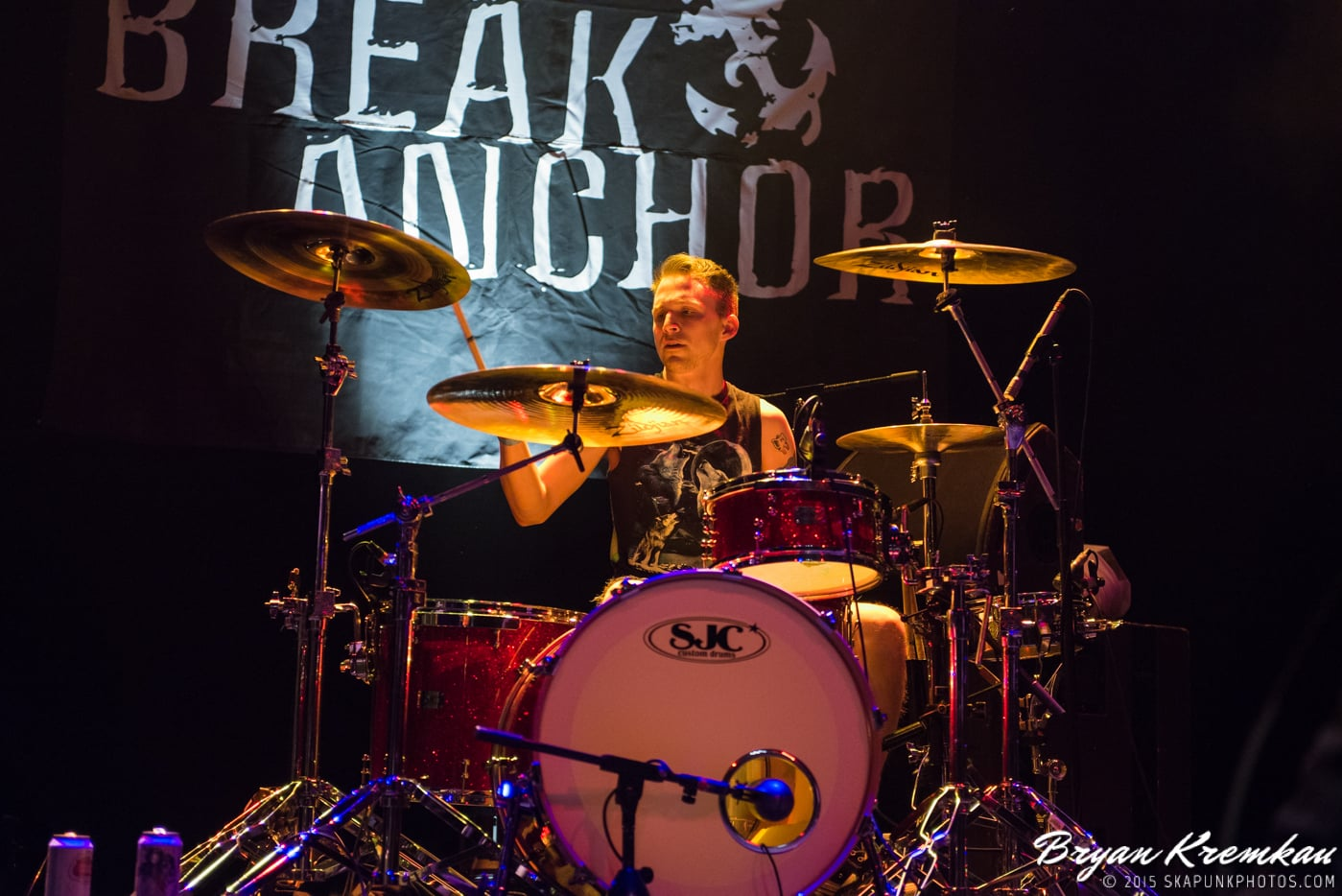Break Anchor @ Gramercy Theatre, NYC - 4.10.15 (14)