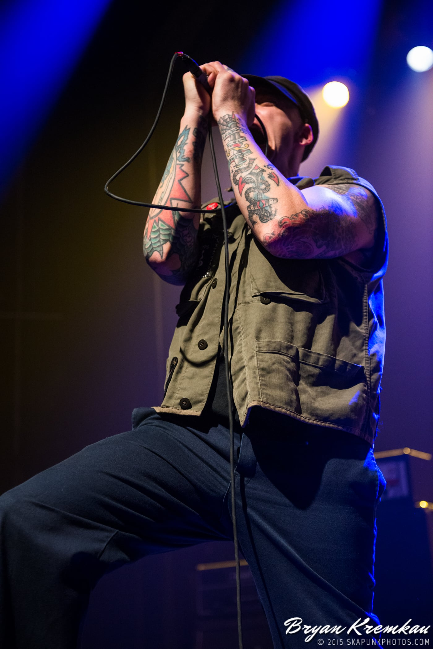 The Suicide Machines @ Gramercy Theatre, NYC - 4.10.15 (50)