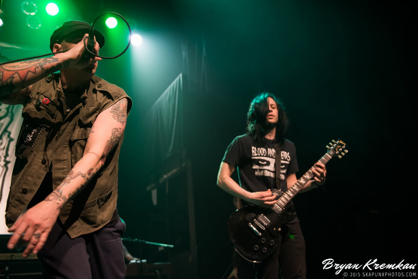 The Suicide Machines @ Gramercy Theatre, NYC - 4.10.15 (29)