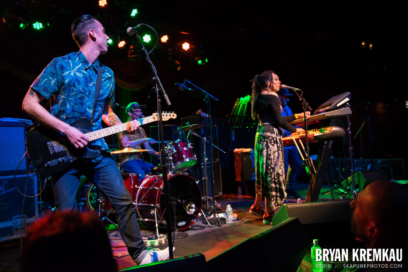 The Skints @ Brooklyn Bowl, Brooklyn, NY - 5.2.15 (27)
