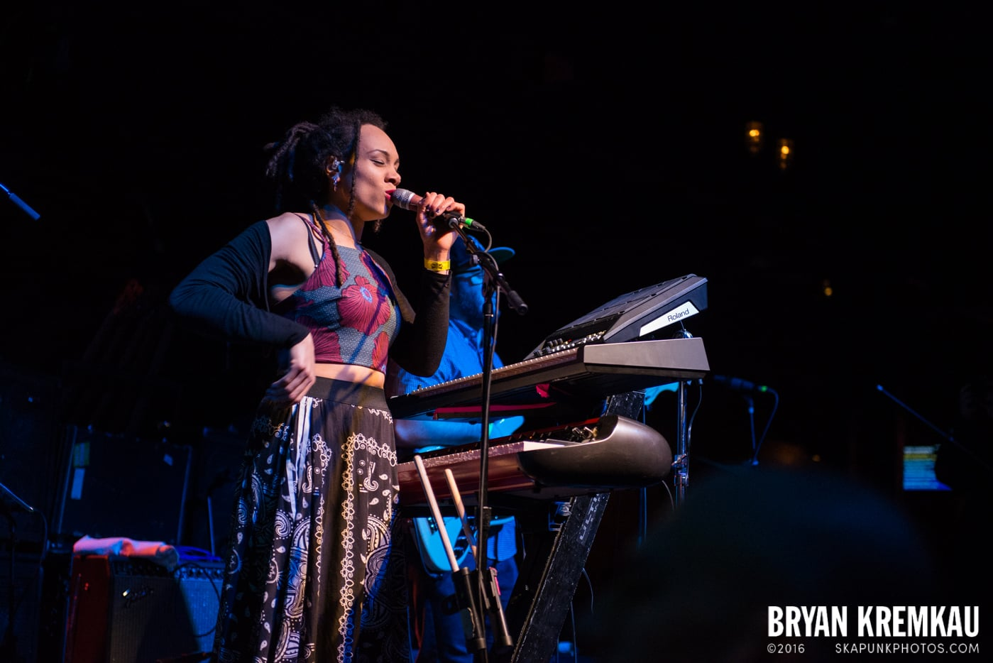 The Skints @ Brooklyn Bowl, Brooklyn, NY - 5.2.15 (26)