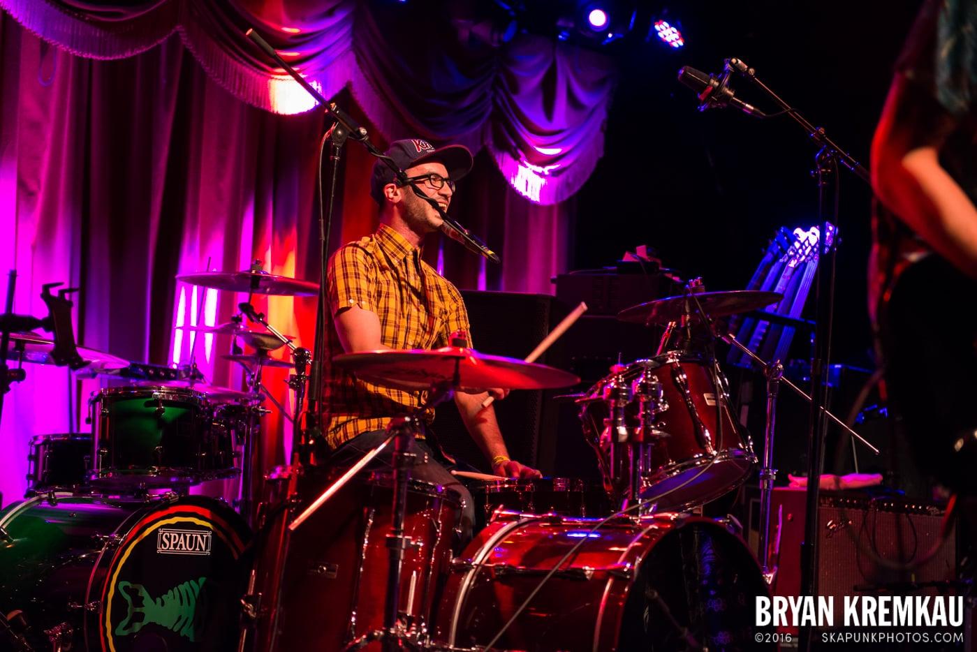The Skints @ Brooklyn Bowl, Brooklyn, NY - 5.2.15 (15)