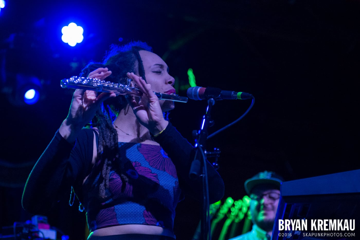 The Skints @ Brooklyn Bowl, Brooklyn, NY - 5.2.15 (8)