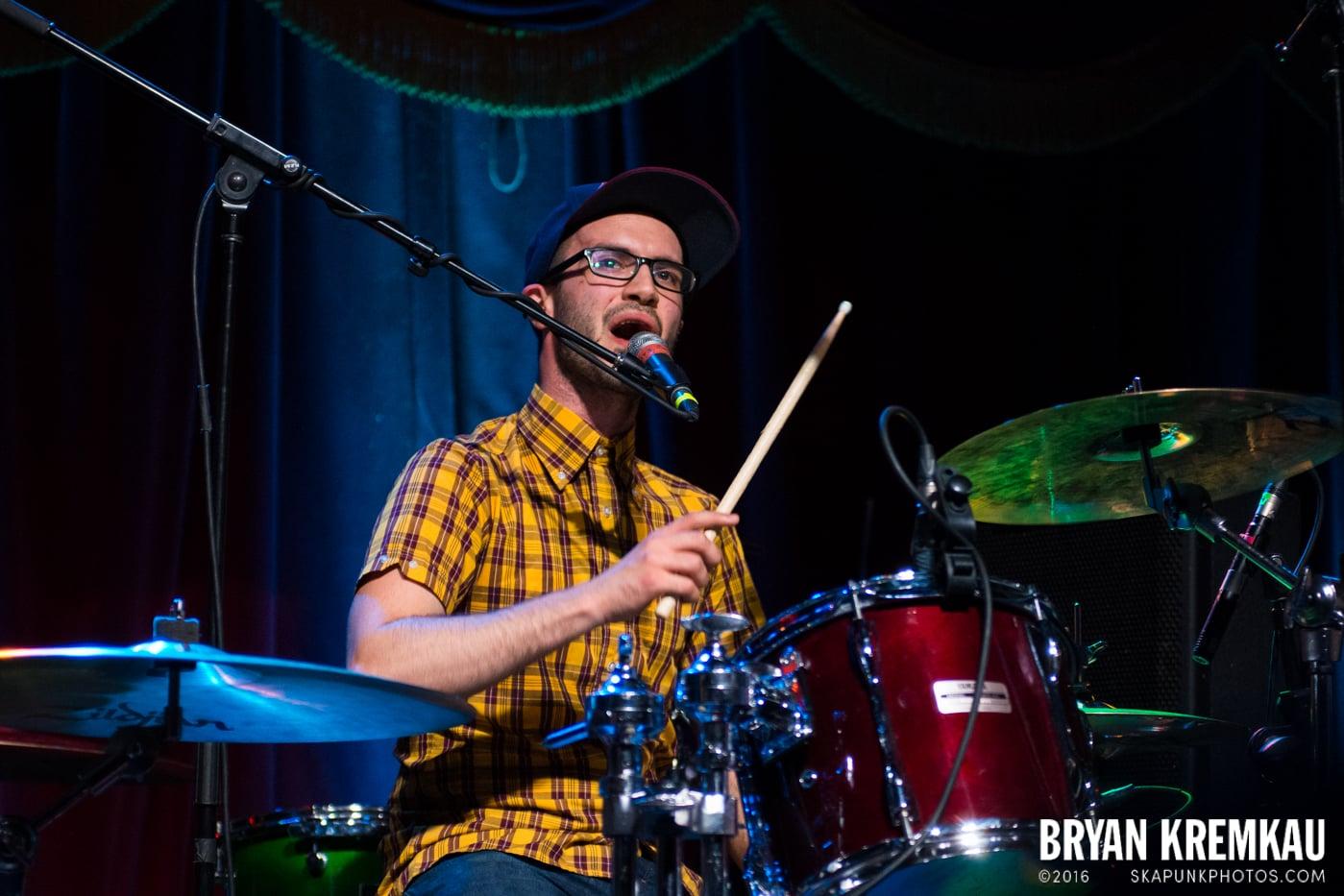 The Skints @ Brooklyn Bowl, Brooklyn, NY - 5.2.15 (7)