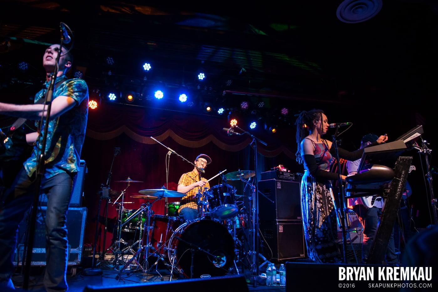 The Skints @ Brooklyn Bowl, Brooklyn, NY - 5.2.15 (5)