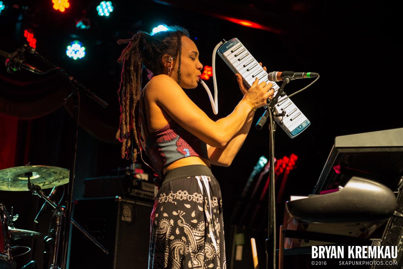 The Skints @ Brooklyn Bowl, Brooklyn, NY - 5.2.15 (4)