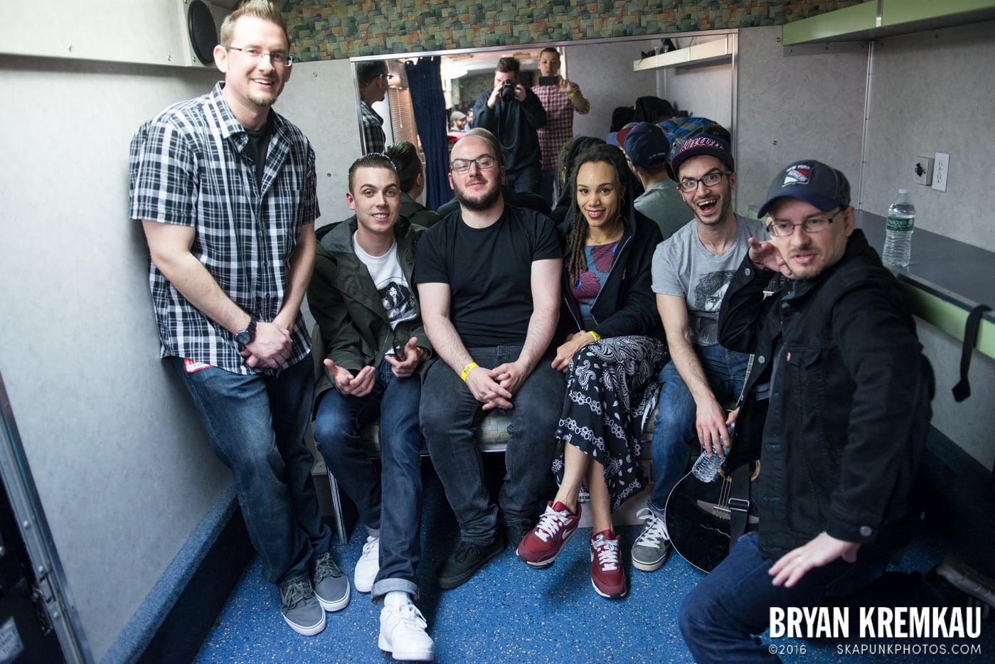 The Skints @ Brooklyn Bowl, Brooklyn, NY - 5.2.15 (2)