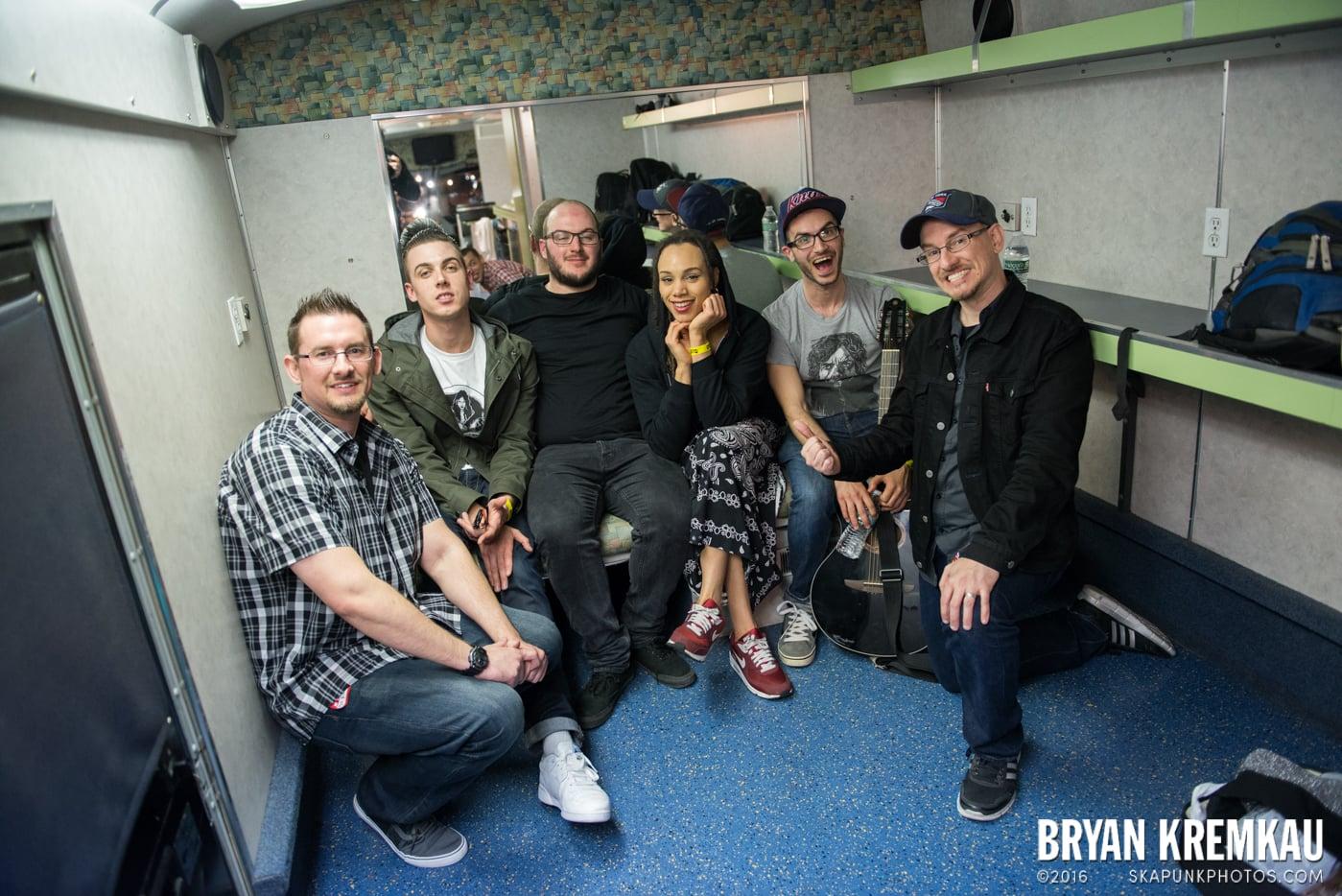 The Skints @ Brooklyn Bowl, Brooklyn, NY - 5.2.15 (1)