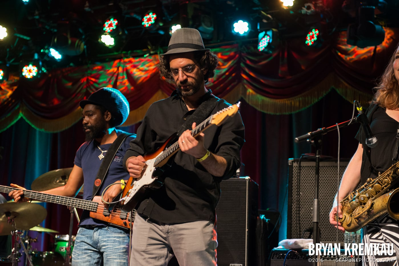 Easy Star All-Stars @ Brooklyn Bowl, Brooklyn, NY - 5.2.15 (44)