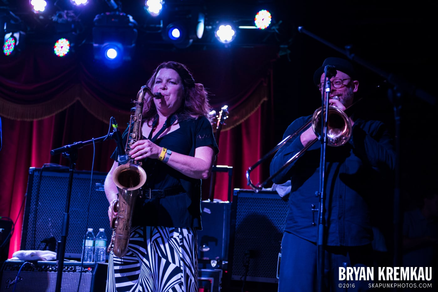 Easy Star All-Stars @ Brooklyn Bowl, Brooklyn, NY - 5.2.15 (43)