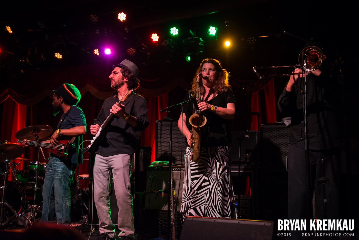 Easy Star All-Stars @ Brooklyn Bowl, Brooklyn, NY - 5.2.15 (38)