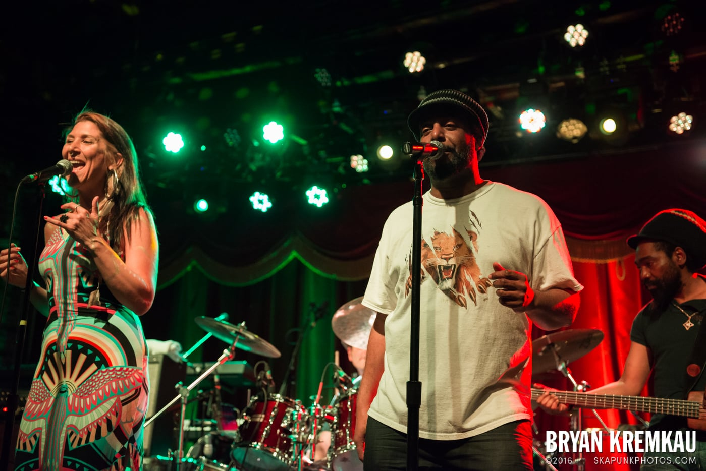 Easy Star All-Stars @ Brooklyn Bowl, Brooklyn, NY - 5.2.15 (27)