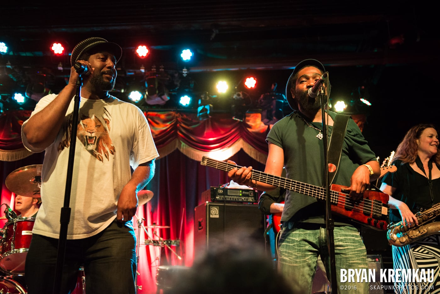 Easy Star All-Stars @ Brooklyn Bowl, Brooklyn, NY - 5.2.15 (3)