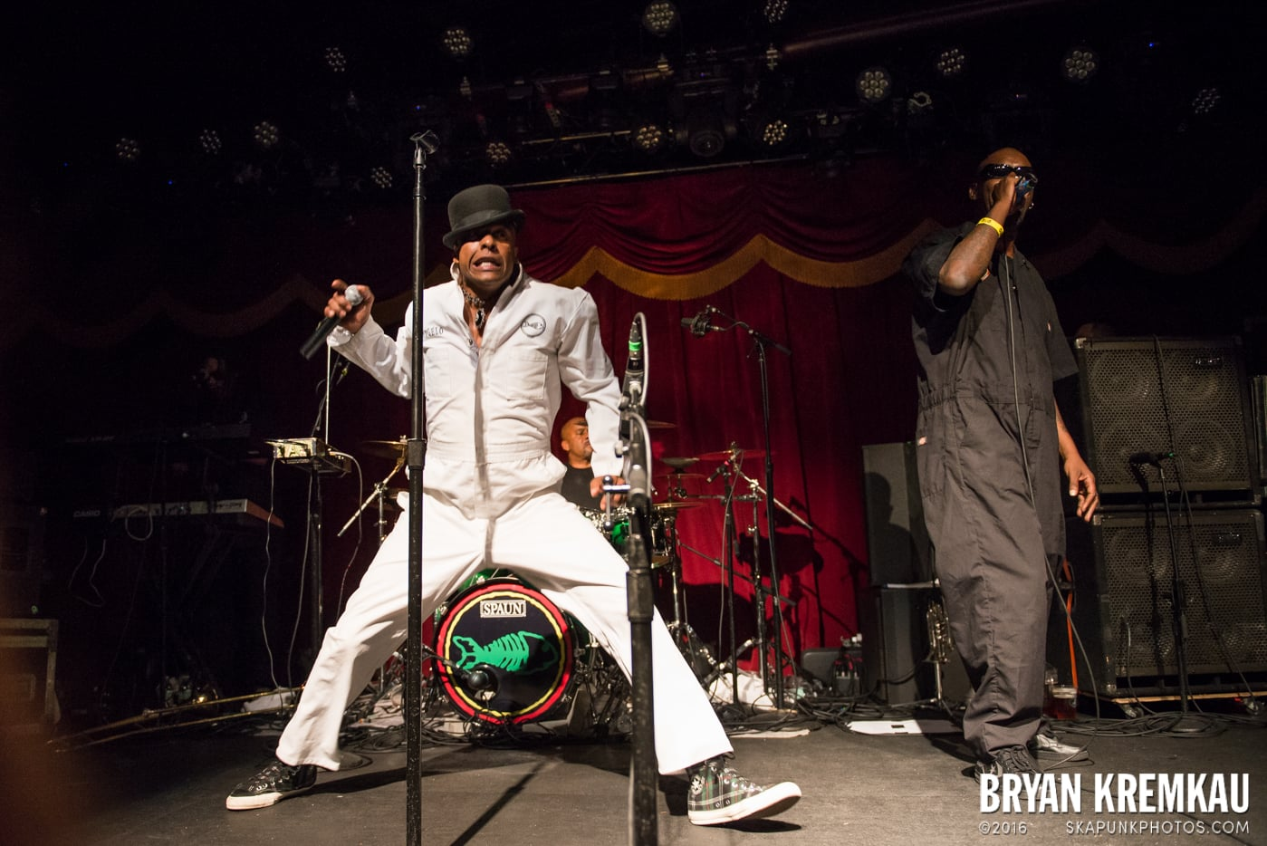 Fishbone @ Brooklyn Bowl, Brooklyn, NY - 5.2.15 (54)