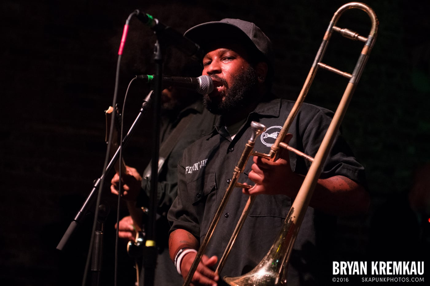 Fishbone @ Brooklyn Bowl, Brooklyn, NY - 5.2.15 (41)