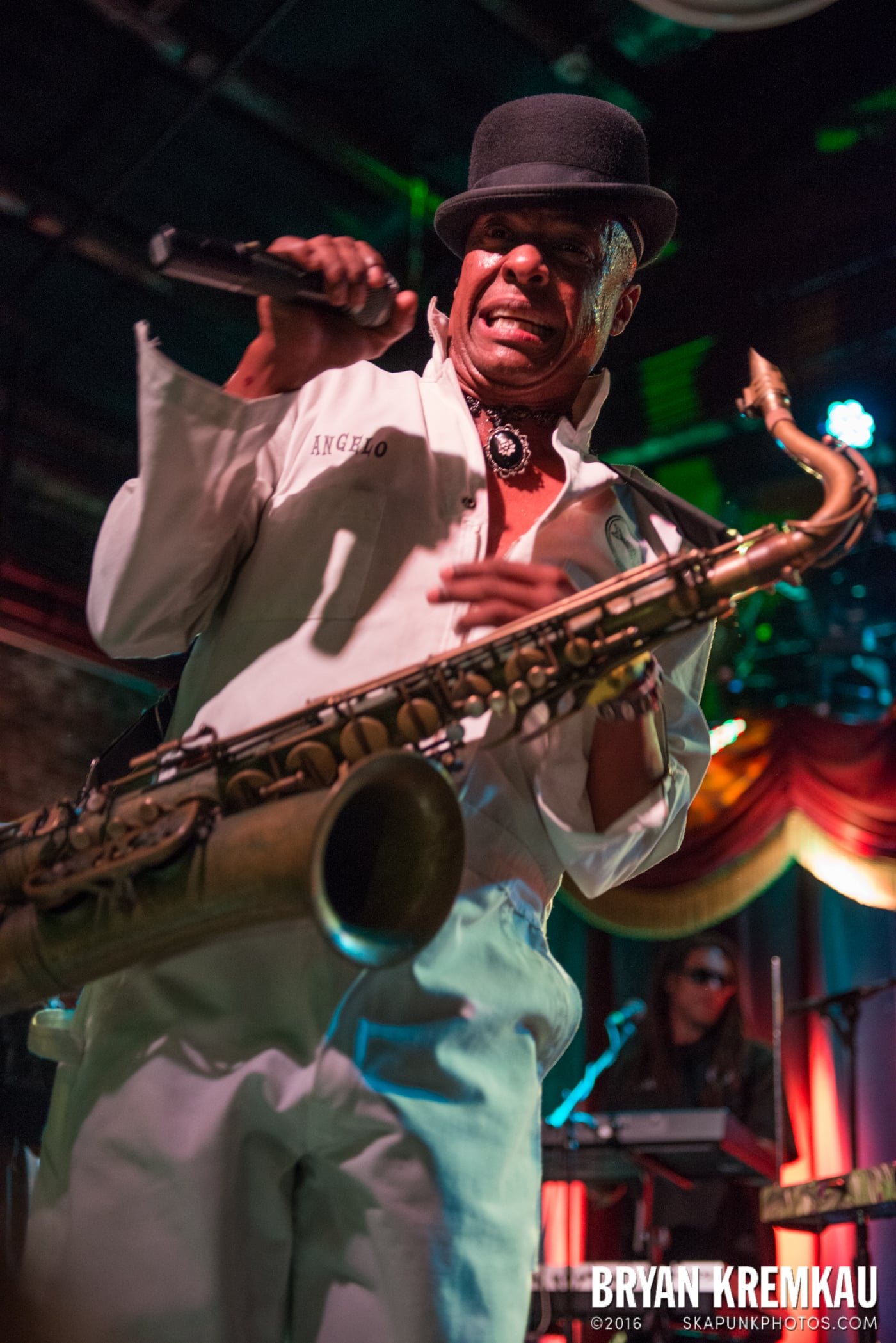 Fishbone @ Brooklyn Bowl, Brooklyn, NY - 5.2.15 (35)