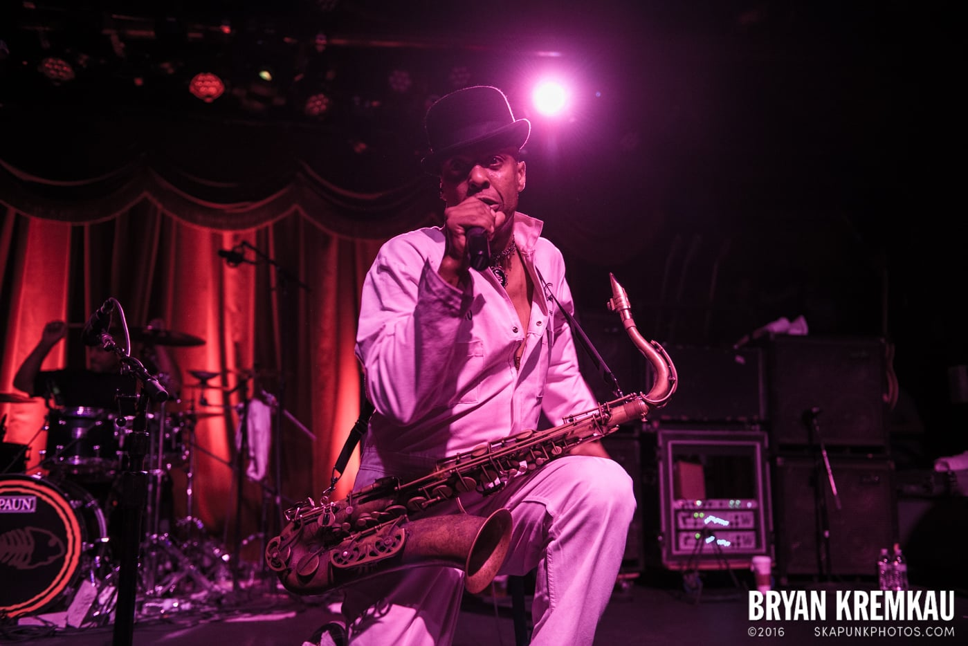 Fishbone @ Brooklyn Bowl, Brooklyn, NY - 5.2.15 (33)
