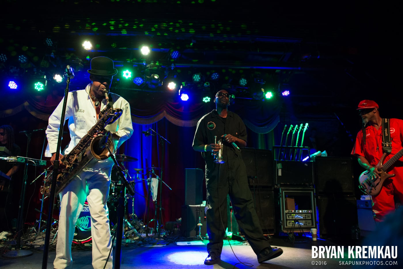 Fishbone @ Brooklyn Bowl, Brooklyn, NY - 5.2.15 (23)
