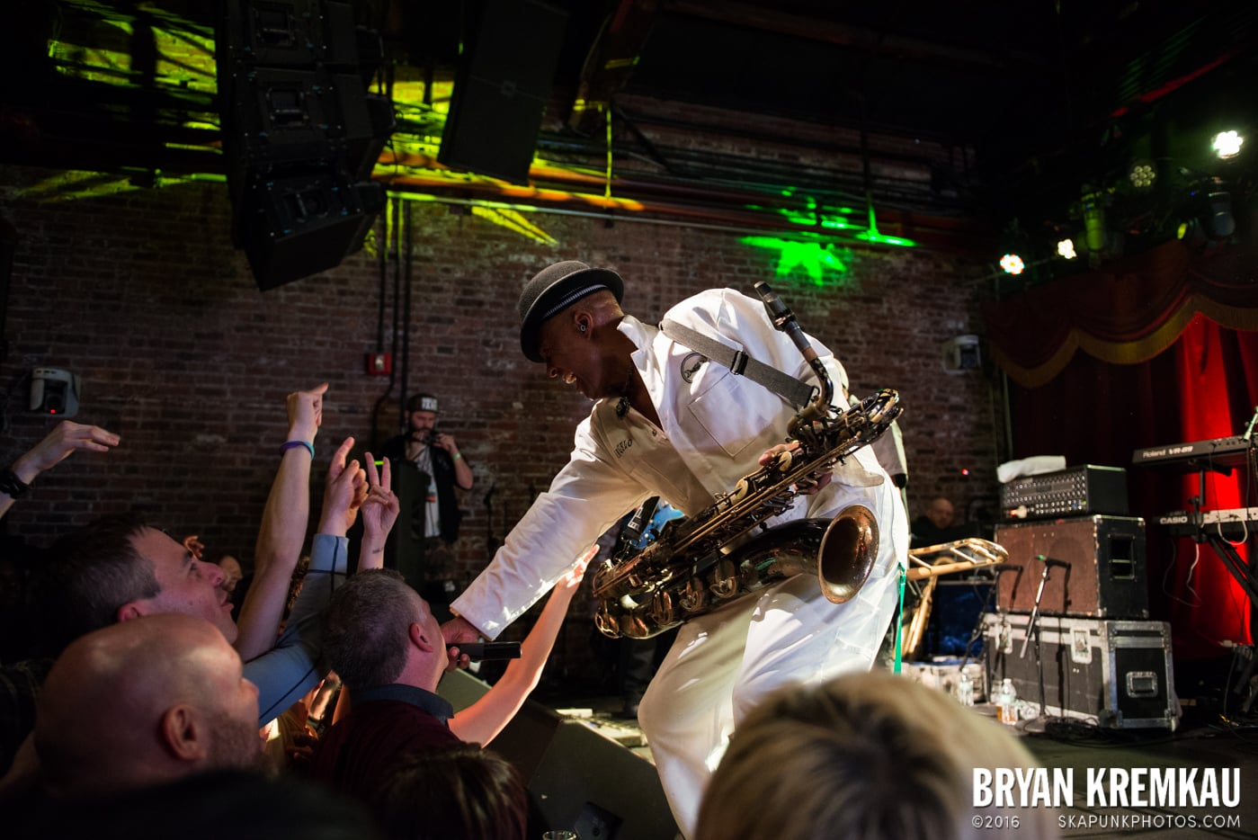 Fishbone @ Brooklyn Bowl, Brooklyn, NY - 5.2.15 (18)
