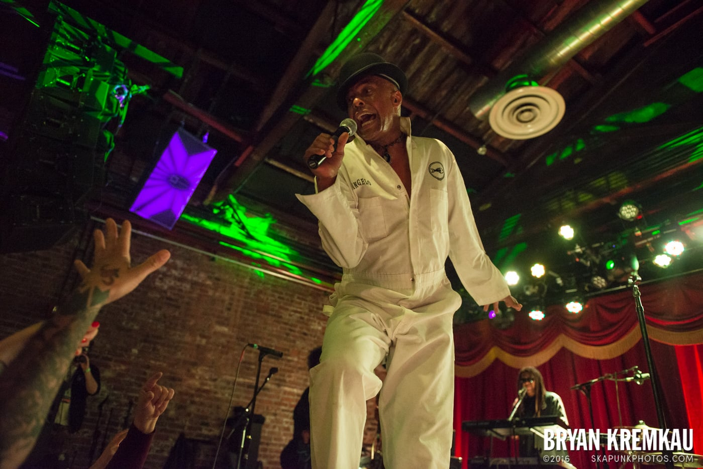 Fishbone @ Brooklyn Bowl, Brooklyn, NY - 5.2.15 (15)