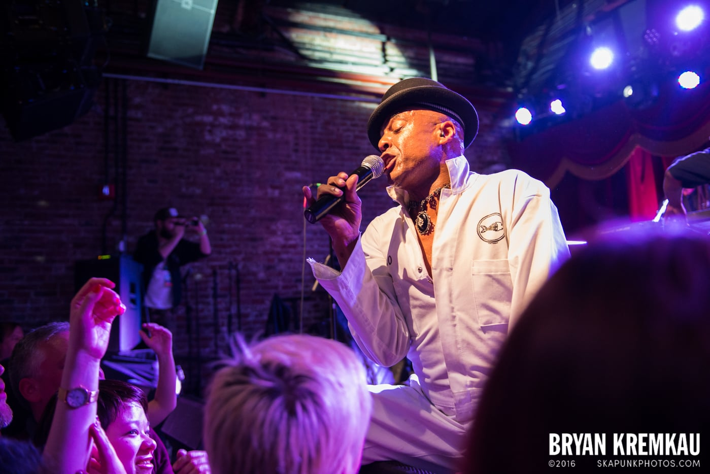 Fishbone @ Brooklyn Bowl, Brooklyn, NY - 5.2.15 (12)