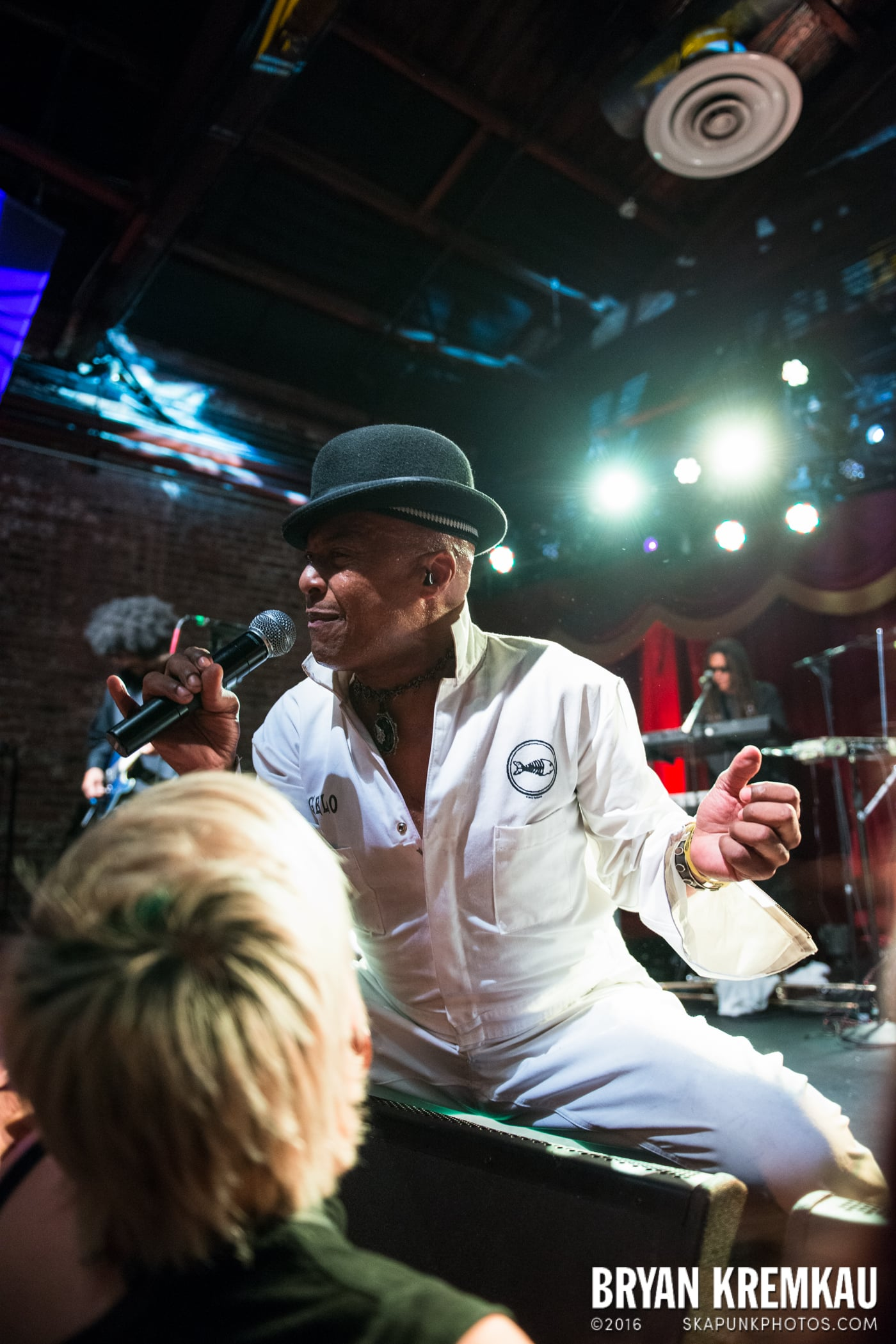 Fishbone @ Brooklyn Bowl, Brooklyn, NY - 5.2.15 (10)