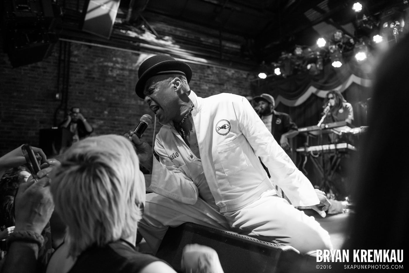 Fishbone @ Brooklyn Bowl, Brooklyn, NY - 5.2.15 (8)