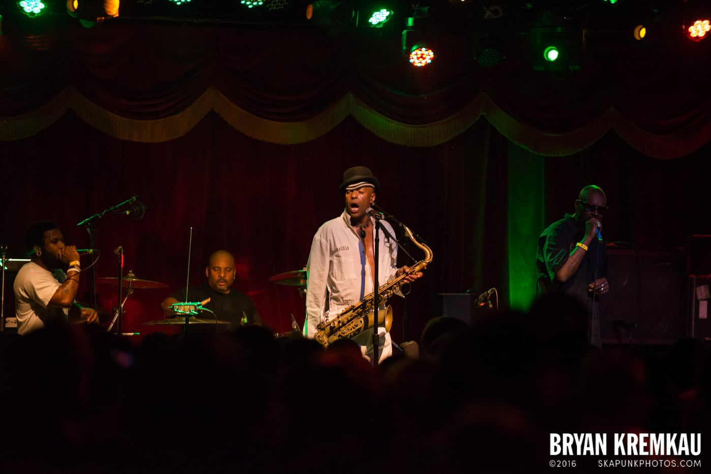 Fishbone @ Brooklyn Bowl, Brooklyn, NY - 5.2.15 (5)