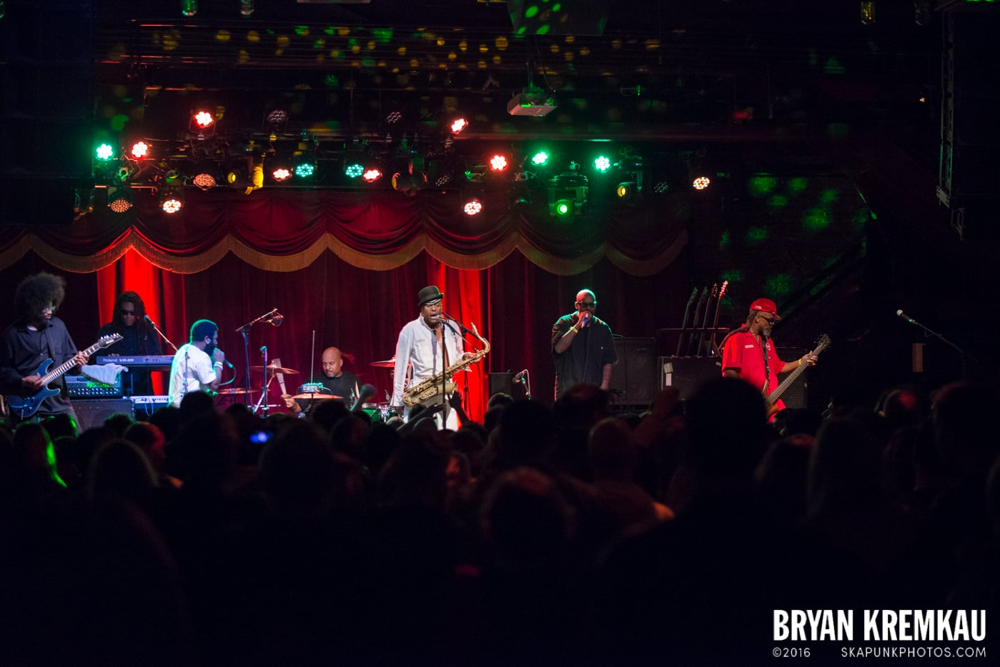 Fishbone @ Brooklyn Bowl, Brooklyn, NY - 5.2.15 (4)
