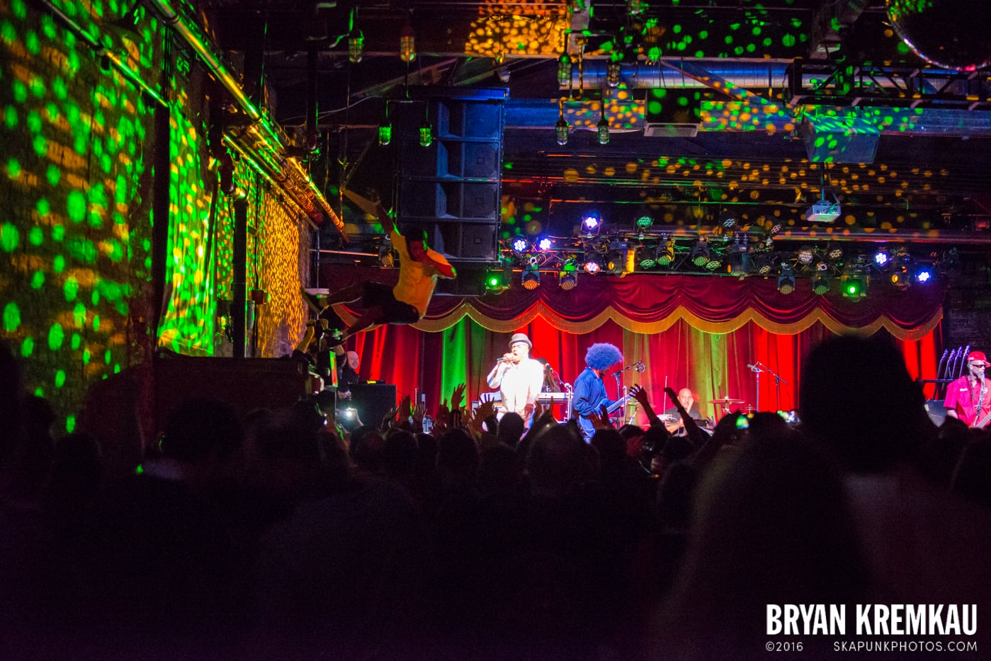 Fishbone @ Brooklyn Bowl, Brooklyn, NY - 5.2.15 (2)