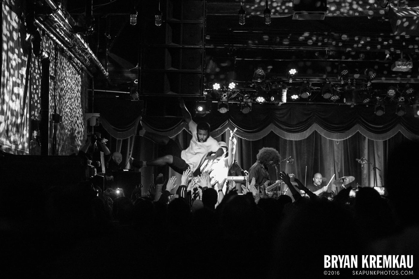 Fishbone @ Brooklyn Bowl, Brooklyn, NY - 5.2.15 (1)