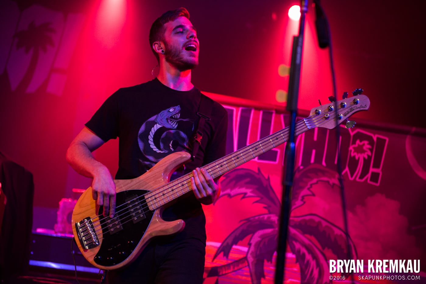 Ballyhoo! @ Best Buy Theater, NYC - 6.16.15 (30)