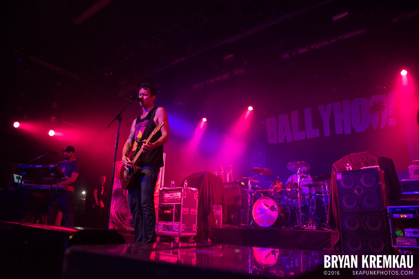 Ballyhoo! @ Best Buy Theater, NYC - 6.16.15 (29)