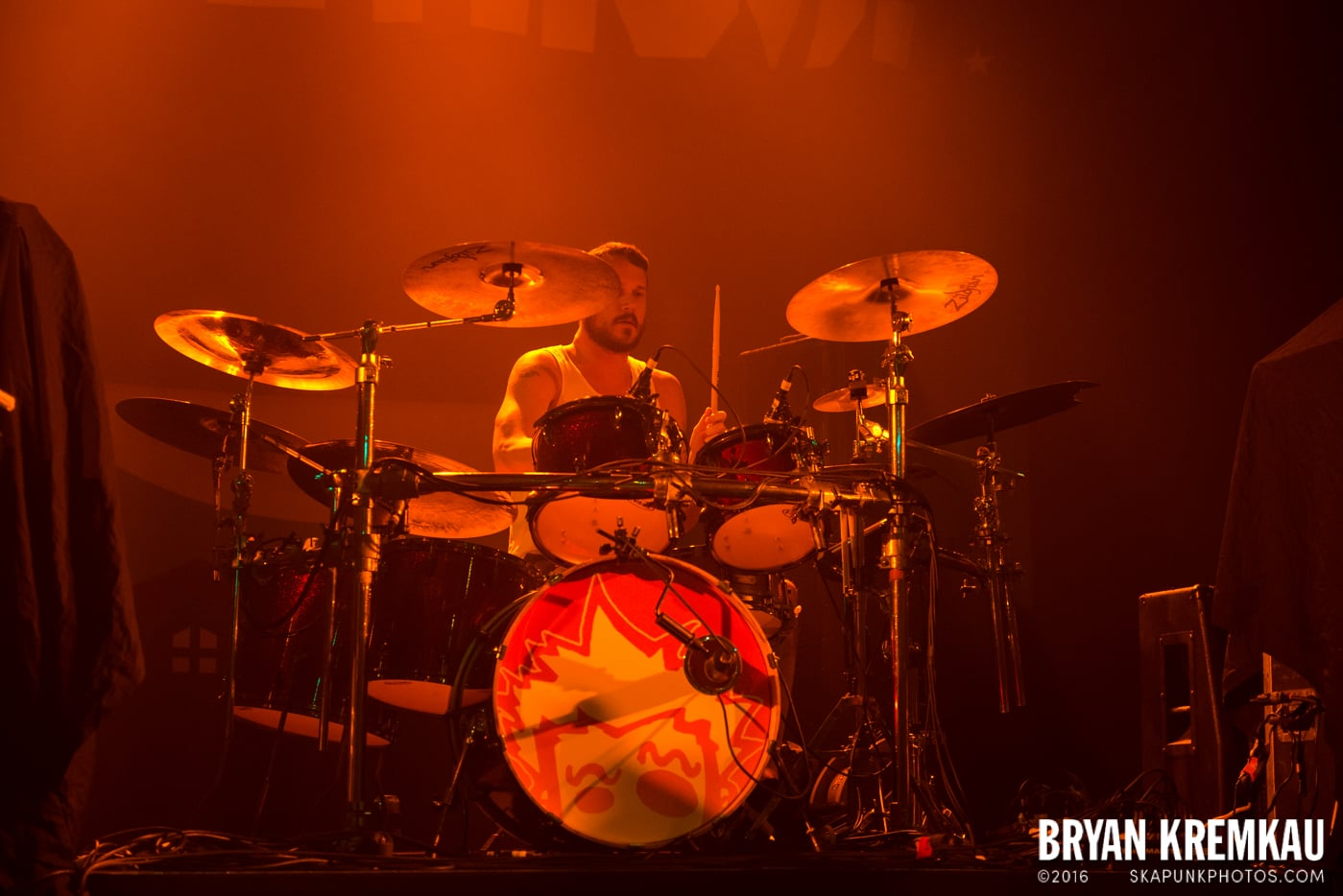 Ballyhoo! @ Best Buy Theater, NYC - 6.16.15 (25)