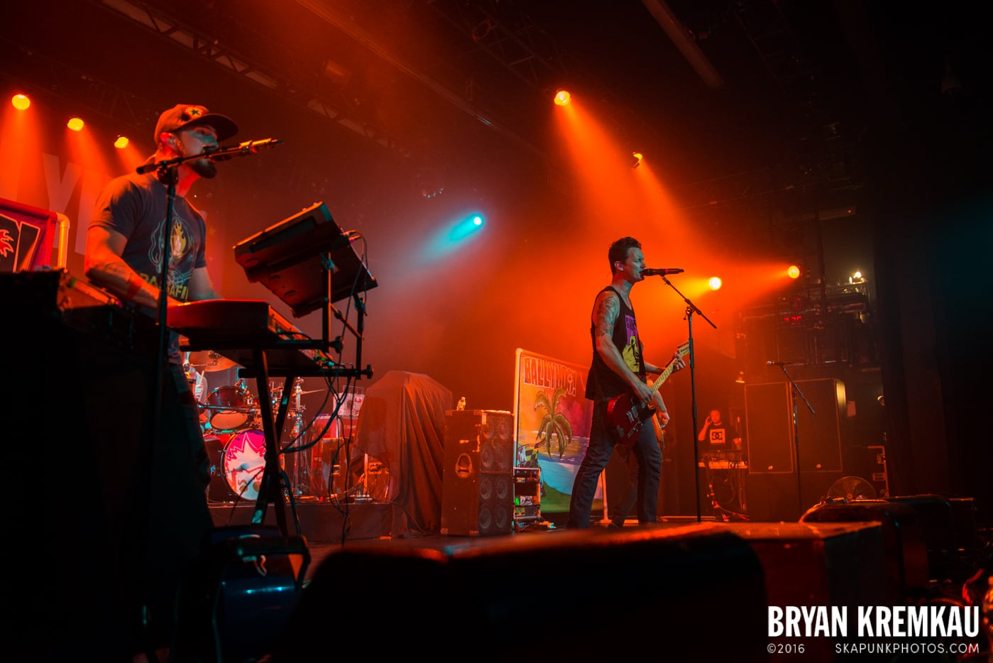 Ballyhoo! @ Best Buy Theater, NYC - 6.16.15 (20)