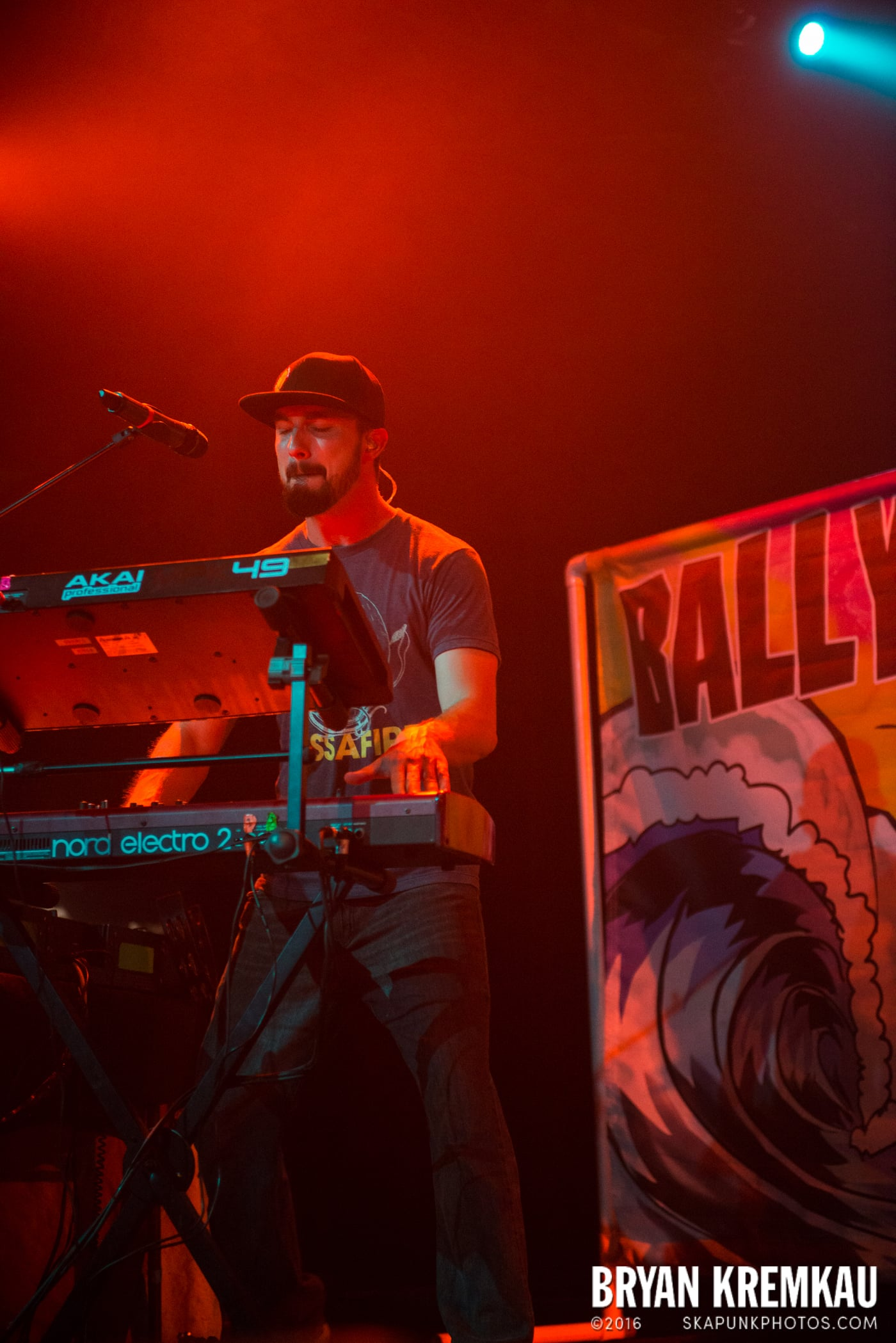 Ballyhoo! @ Best Buy Theater, NYC - 6.16.15 (12)