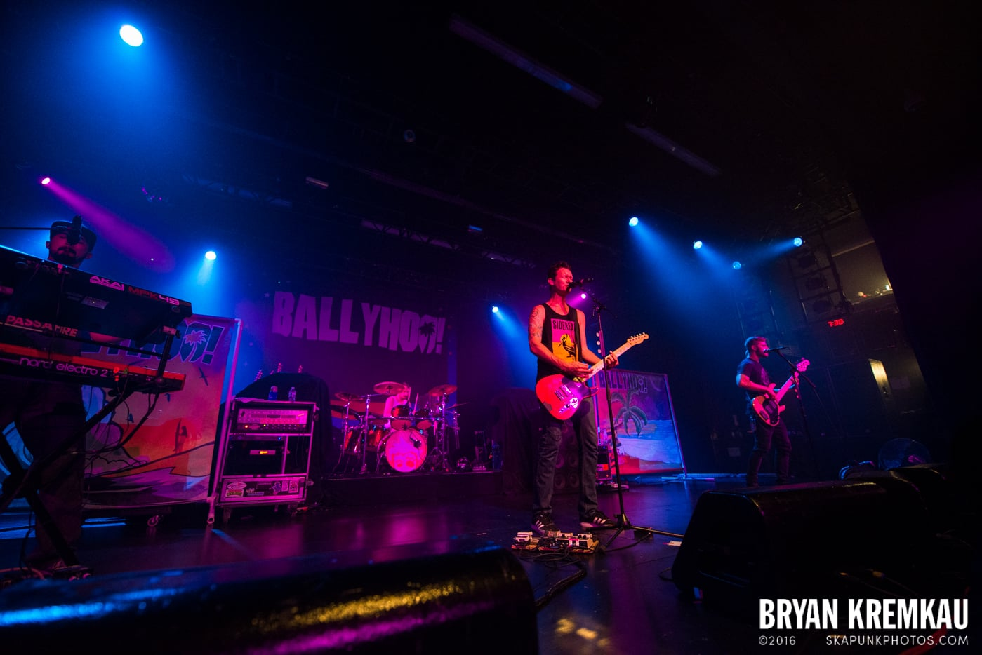 Ballyhoo! @ Best Buy Theater, NYC - 6.16.15 (5)