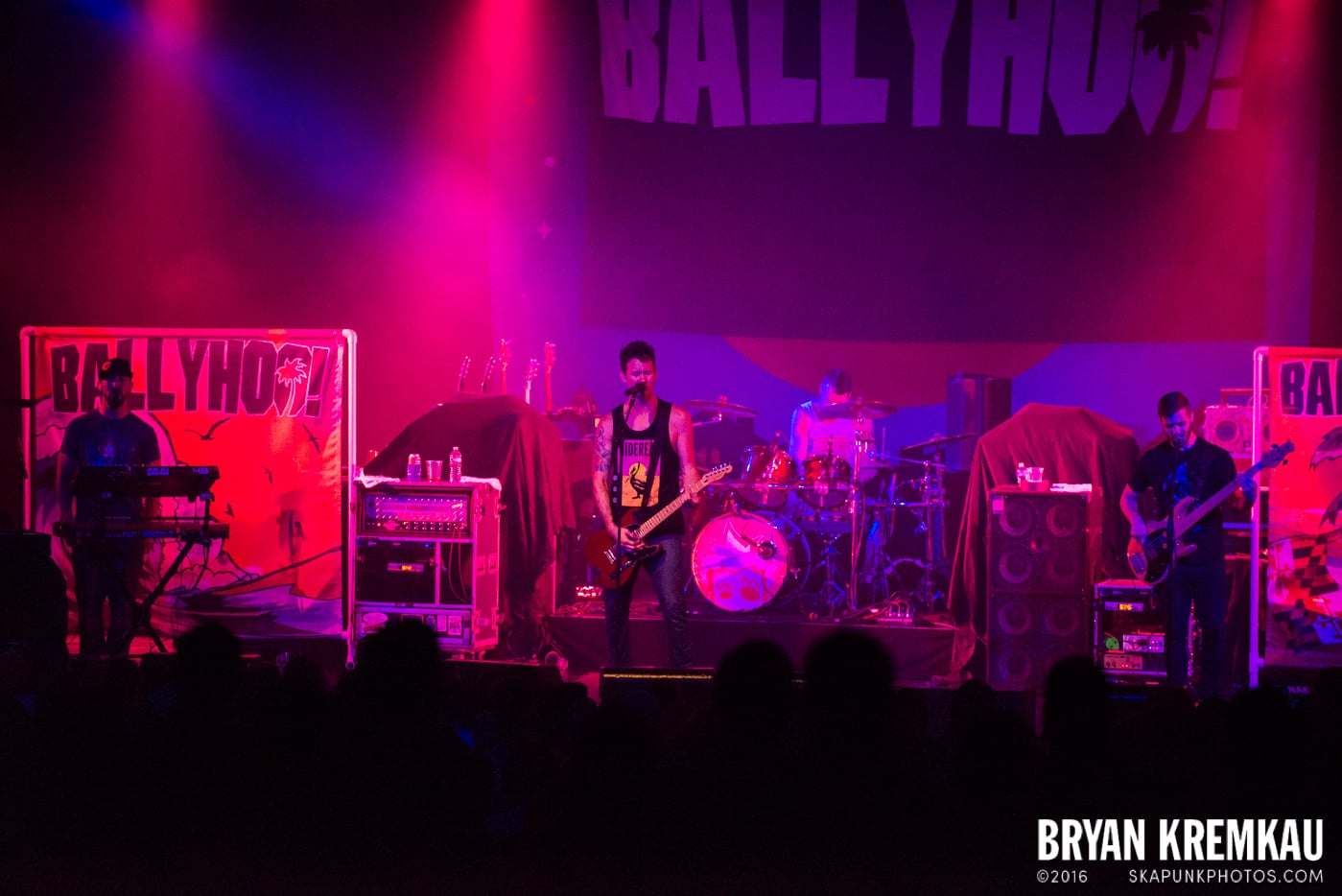 Ballyhoo! @ Best Buy Theater, NYC - 6.16.15 (3)