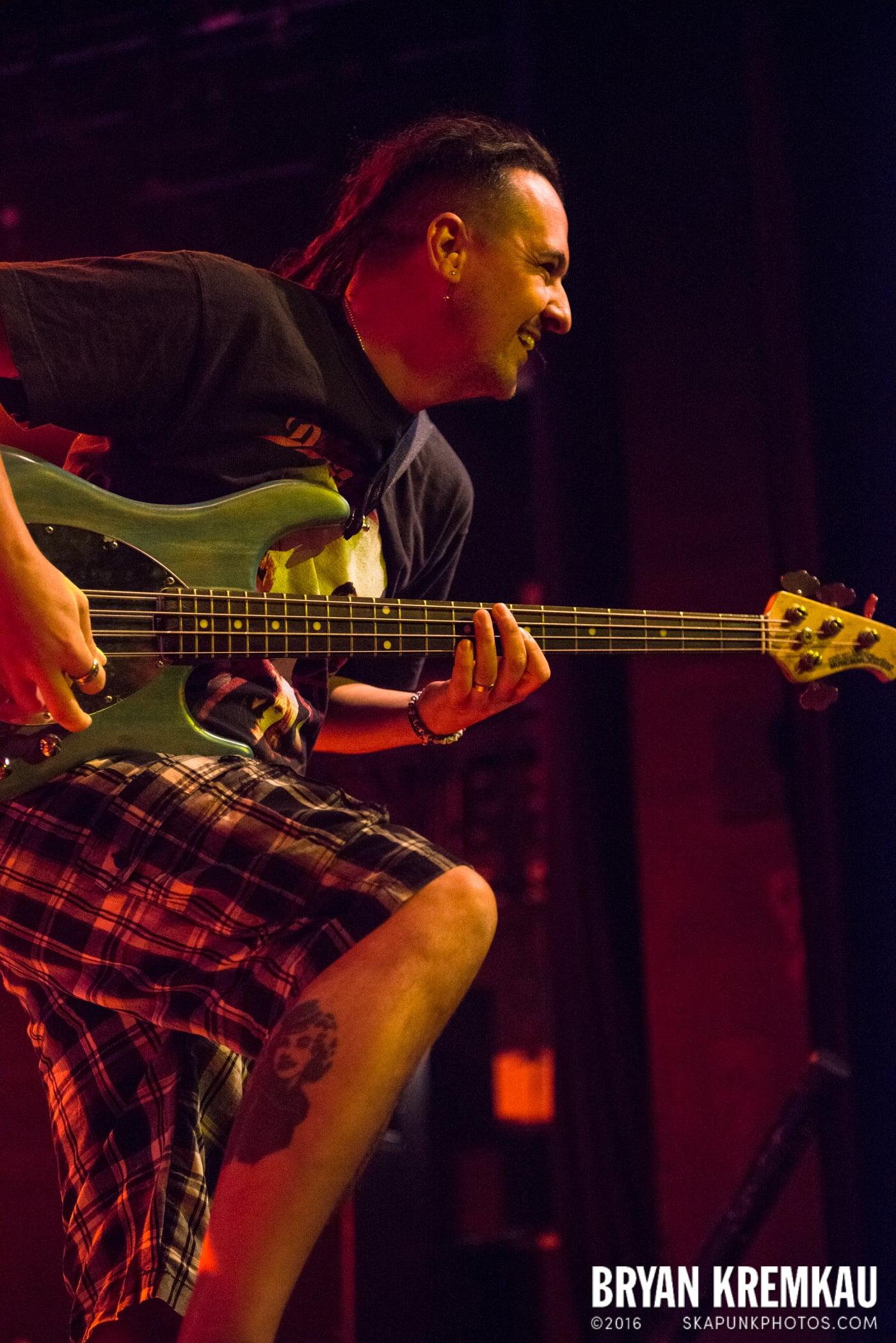 Less Than Jake @ Best Buy Theater, NYC - 6.16.15 (52)