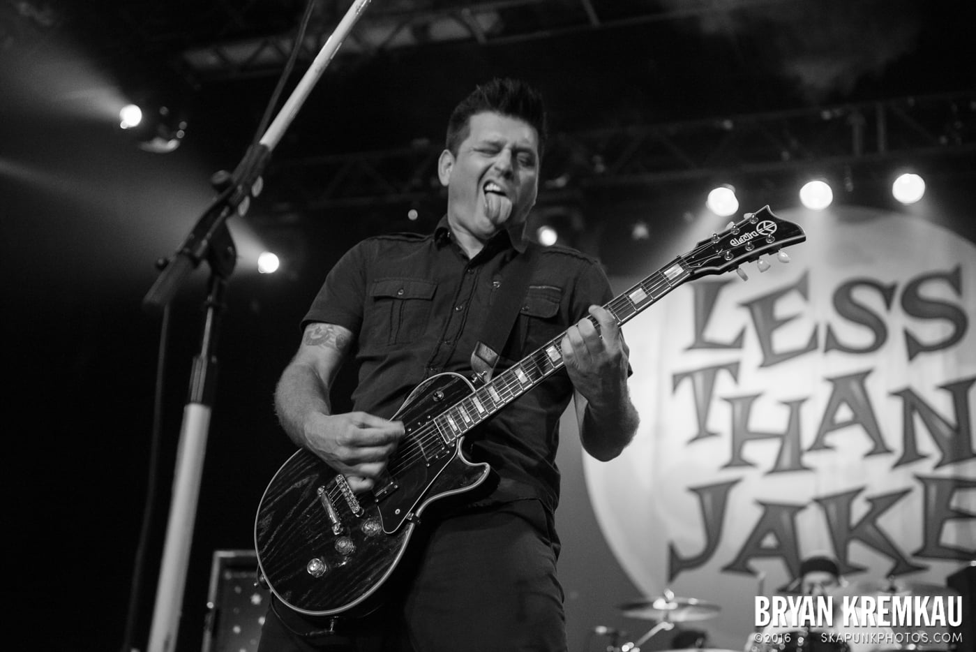 Less Than Jake @ Best Buy Theater, NYC - 6.16.15 (48)