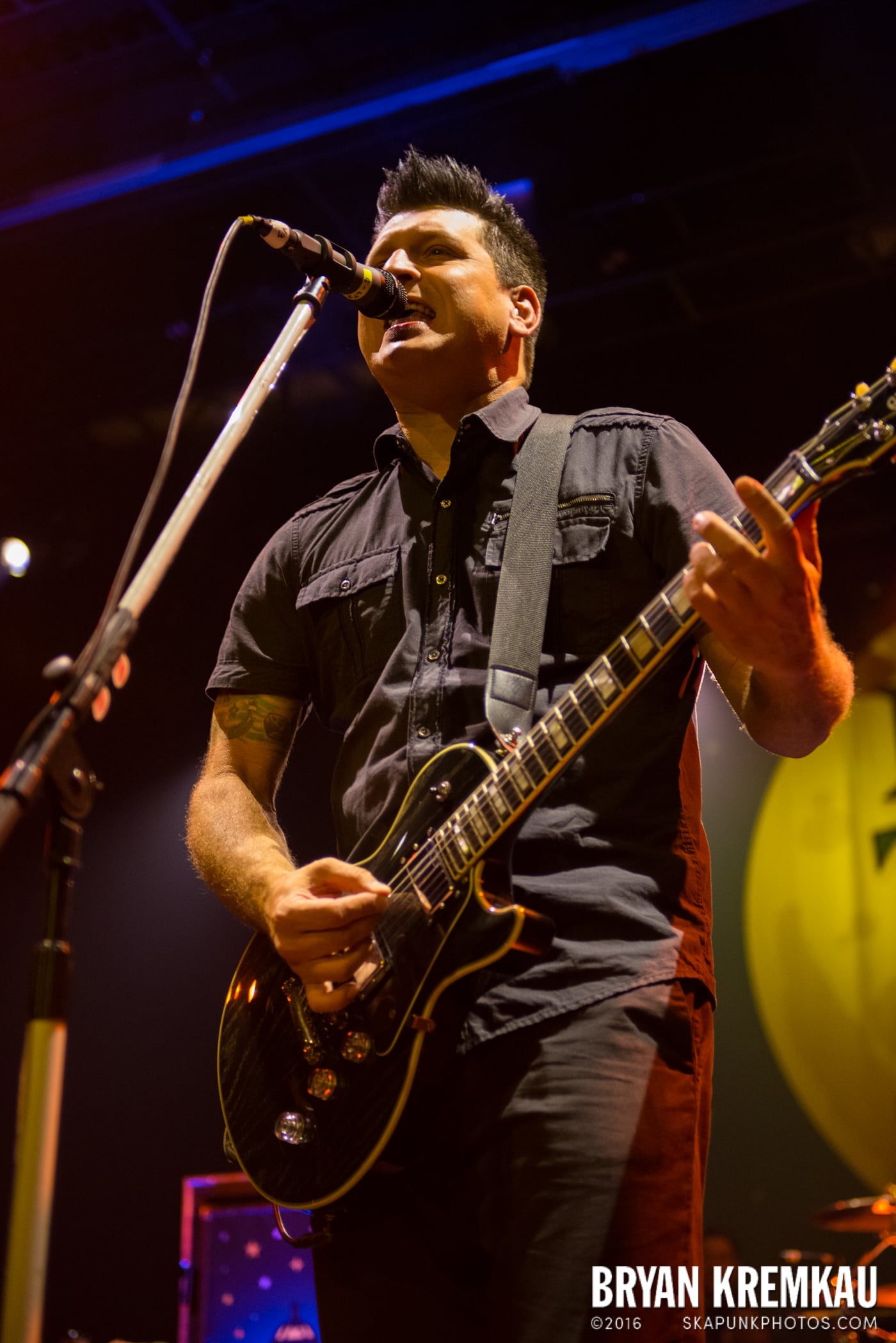 Less Than Jake @ Best Buy Theater, NYC - 6.16.15 (47)