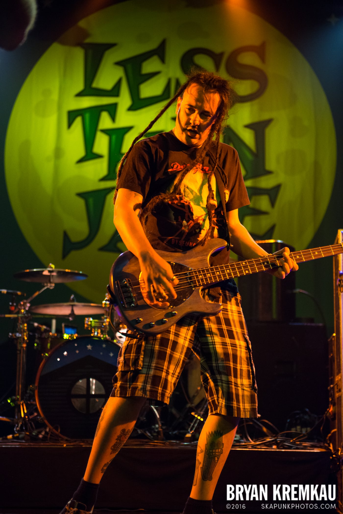Less Than Jake @ Best Buy Theater, NYC - 6.16.15 (46)