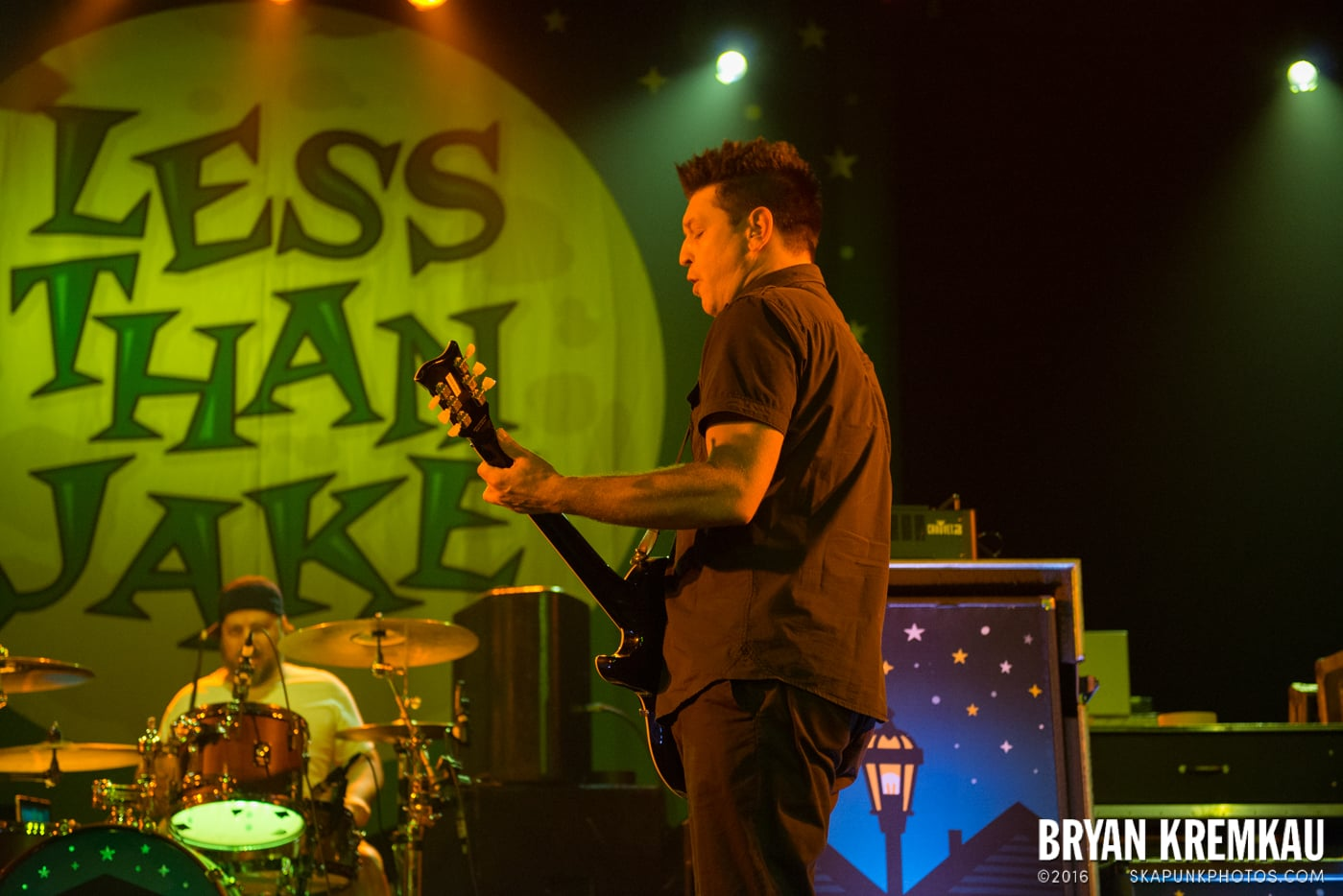 Less Than Jake @ Best Buy Theater, NYC - 6.16.15 (44)